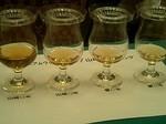 ウイスキー試飲