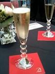 バカラ展_シャンパン