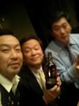 サントリー熊本支店長のおふたりとアタシ