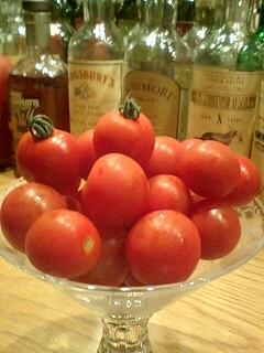 完熟プチトマト