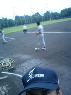 早起き野球!