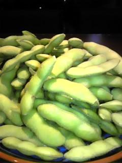 かわいくんちの枝豆