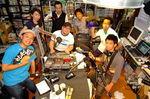 QIC記念撮影 NHK撮影クルーの皆さんと
