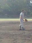 野球サードです