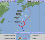 台風第18号 (メーロー)