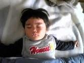 寝る子は育ちすぎる翔大郎