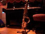 Piano&Sax 出番待ち